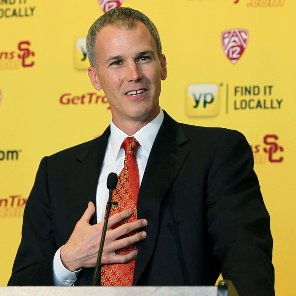 Andy Enfield Earned a Much-Deserved Contract Extension That Extends Through 2021 (USC Athletics)