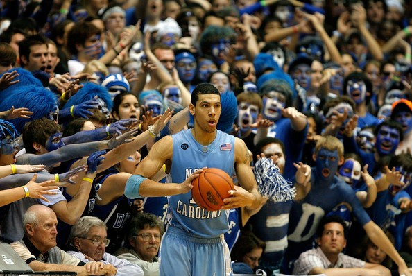 The Last Top Five Duke-UNC Battle Was in 2009