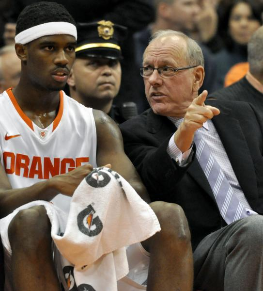 Jim Boeheim And CJ Fair Are Looking Forward To Syracuse's First Year In The ACC