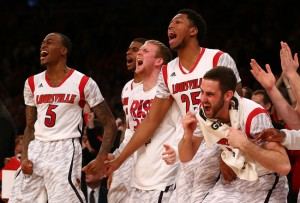 Pushing Louisville all the way down to 7th was a big oversight (Getty Images).