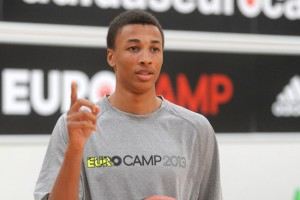 Should Exum declare for the 2014 draft, he will likely be a lottery pick (Getty Images).