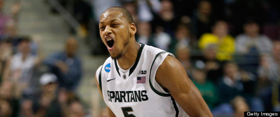 The Emergence Of Spartan Big Man Adreian Payne Makes Michigan State A Scary Team
