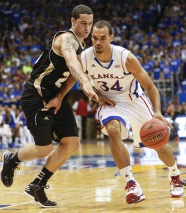 Could Perry Ellis Emerge As The Most Important Jayhawk Not Named Andrew Wiggins This Season?