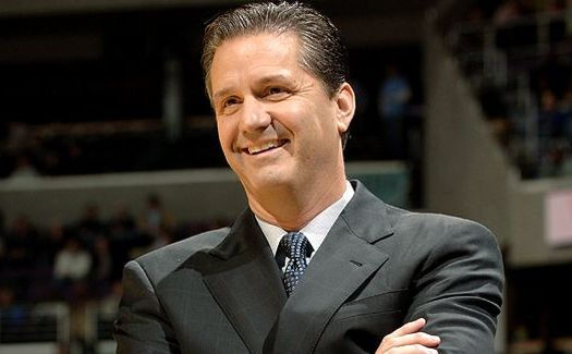 John Calipari once again has plenty of talent to work with. (Getty)