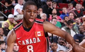The hype surrounding Andrew Wiggins will be deafening (Getty Images).