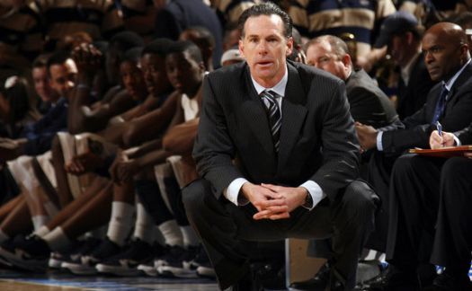 Jamie Dixon Has His Panthers Back to Playing Pittsburgh Basketball (US Presswire)