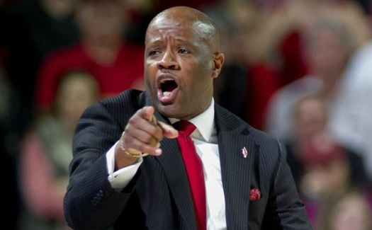 Mike Anderson now has an intriguing young duo to work with. (AP)