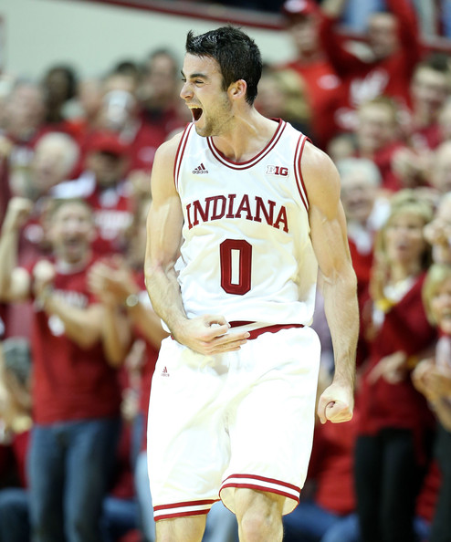 Will Sheehey has a much larger role for Indiana this season, and his play is crucial to the Hoosiers success (Andy Lyons/Getty Images).