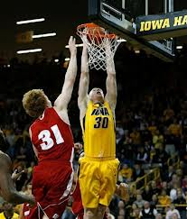 Aaron White looks to lead Iowa back a regular spot in the top 25 (Brian Ray, AP)