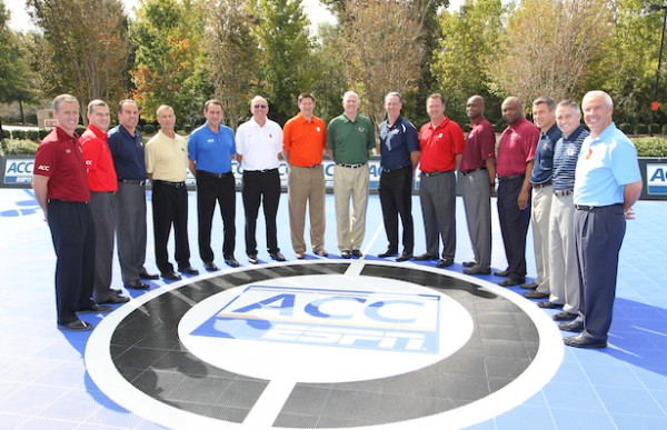 The Greatest Collection of College Basketball Coaching Talent Ever? (credit: ESPN/T. Bell)