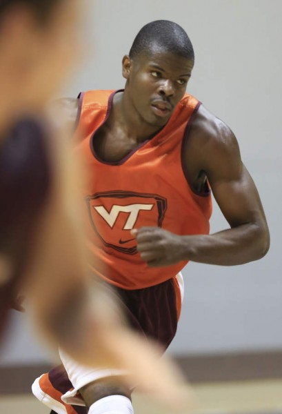 Ben Emelogu Will Start the Season as Virginia Tech's Captain