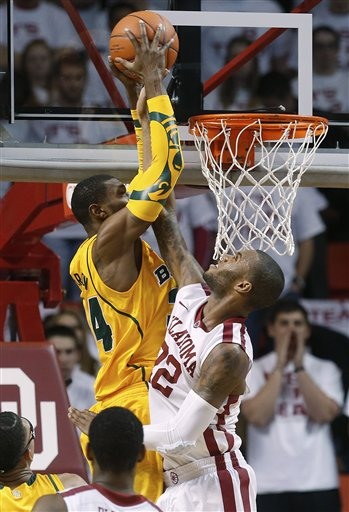 The Dunking Machine Otherwise Known as Cory Jefferson Returns (AP)