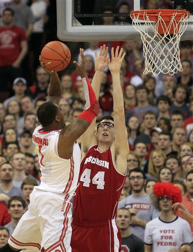 Frank Kaminsky will play a large part in how successful Wisconsin's season is this season. Frank Kaminsky will play a large part in how successful Wisconsin's season is this season.  (AP Photo/Jay LaPrete)