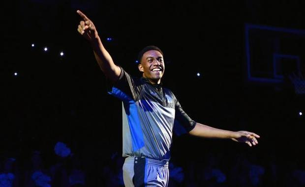 Jabari Parker has arrived in Durham but will it be enough to vault Duke past the Sweet Sixteen? (credit: RNO)