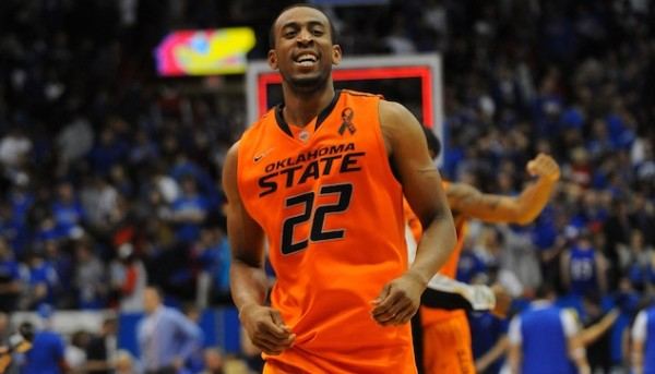 Markel Brown Isn't Well-Known Outside Big 12 Circles (Credit: Denny Medley-USA TODAY Sports)
