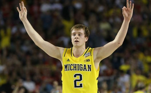 Spike Albrecht will look to prove he is more than a one-hit wonder this season. (Getty)