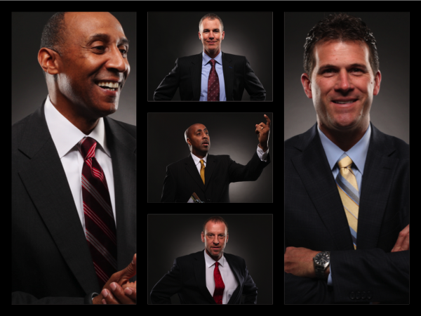 Pac-12 Coaches Got Their Media Day On Yesterday (credit: P12)