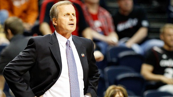 Will Rick Barnes last beyond this season? (Getty Images)