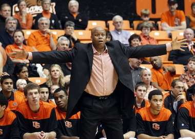 After A Wishy-Washy Seven Weeks, Oregon State Finally Decided To Fire Craig Robinson (credit: AP)