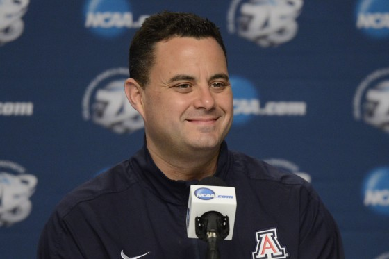 Even Sitting A Couple Games Back, Sean Miller And The Wildcats Are In Striking Position