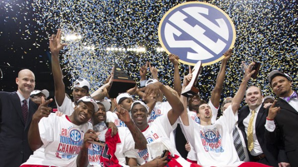Ole Miss Won Its 2013 Title In Front of a Sparse Crowd