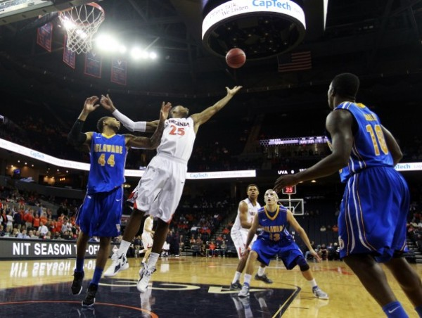 Virginia's Early Loss to Delaware Last Season Badly Damaged Its RPI