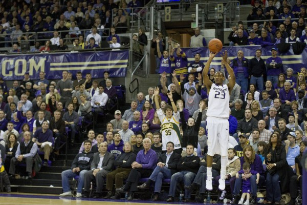Wilcox Will Be The Key To Washington's Success In 2013-14 (credit: Dean Rutz)