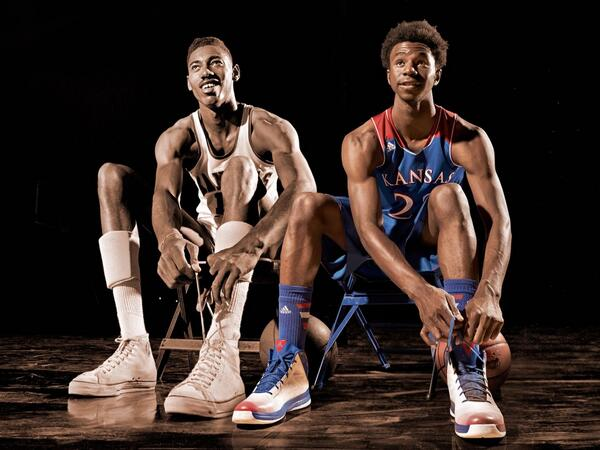 SI's Wiggins/WIlt Comparisons are Fueling the Fire (credit: Sports Illustrated)