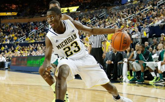 Caris LeVert has been tremendous to start the season. (Getty)