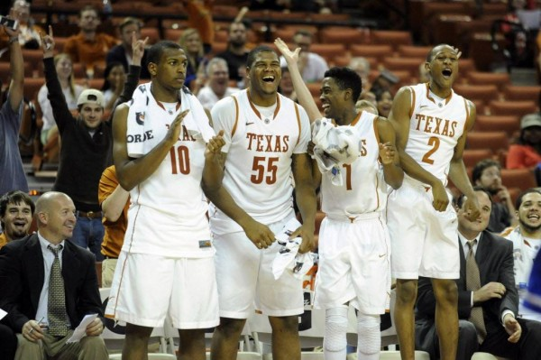 The 4-0 Longhorns look to keep the good times rolling in Kansas City. (Brendan Maloney/USA Today)