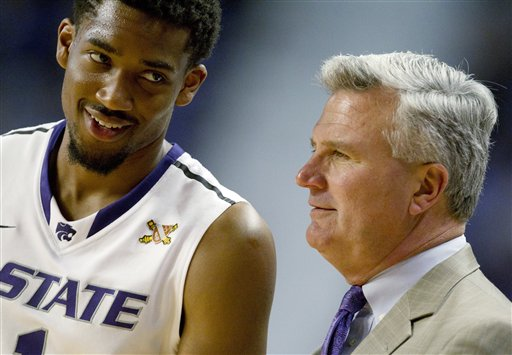 Bruce Weber needs Shane Southwell to be the next Alpha Dog (er, cat) in The Little Apple. (AP Photo/Orlin Wagner