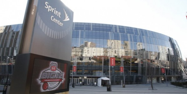 The Sprint Center will once again host the Big 12 Tournament in March.