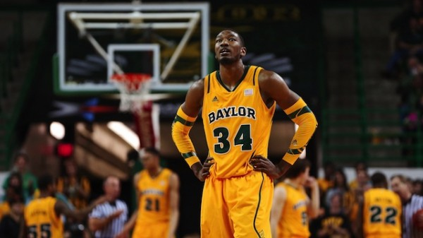 Baylor went 13-3 when Cory Jefferson scored 15 or more points. 2012-13. Could a similar trend develop this season? (Kevin Jairaj/USA Today Sports)