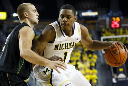 Glenn Robinson III has struggled out the gate for Michigan. (US Presswire)