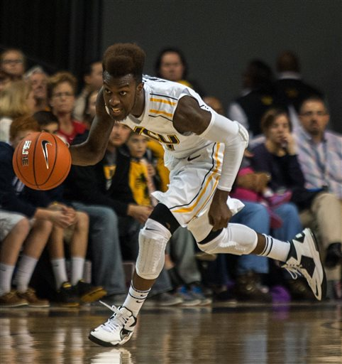 Legitimate options off the bench like JeQuan Lewis make VCU even more potent (credit: collegebasketball.org)