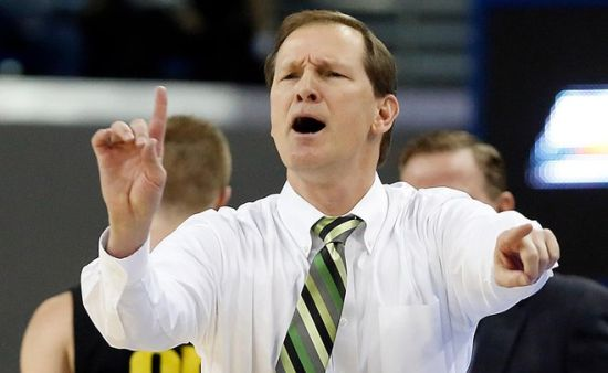 Despite missing two key players, Dana Altman has his Oregon crew playing stellar basketball. (AP)
