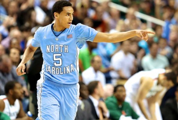 Marcus Paige leads North Carolina to Hall of Fame Tip-off Title (Photo: Getty Images)