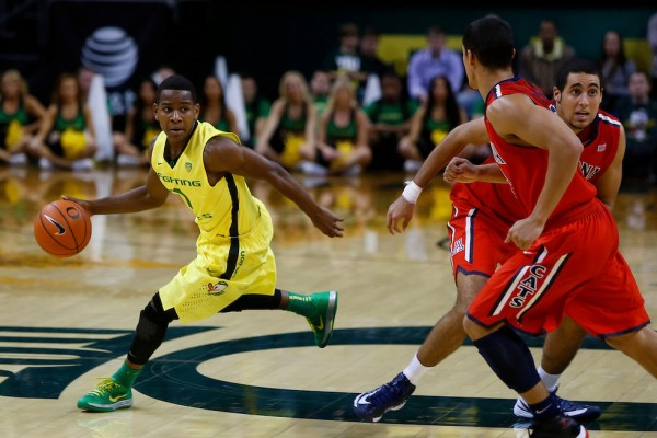 Artis Was One Of The Top Point Guards In The Pac-12 Last Season Before Missing Time With A Foot Injury (credit: Mason Trinca)