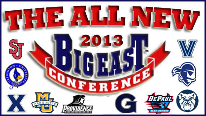 big east conf teams