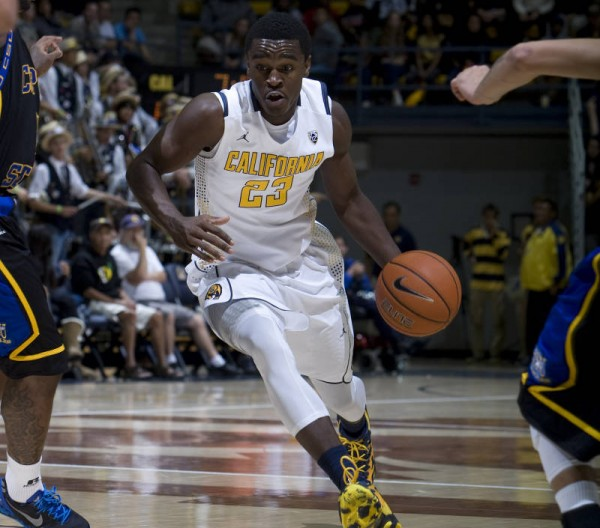 Jabari Bird Has Adapted To The College Game Quickly (GoldenBearSports.com)