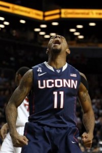 Ryan Boatright led UConn over Maryland on opening night, the AAC's best win thus far.
