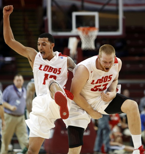 Alex Kirk Was A Double-Double Machine In The Charleston Classic (Mic Smith, AP Photo)