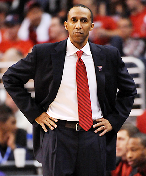Stanford's Tournament Performance Locked In Johnny Dawkins As Head Coach For the Near Future (credit: Harry How)