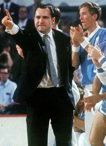 A Young Dean Smith Took a Stand For Civil Rights (Photo: championshipcoachesnetwork.com)