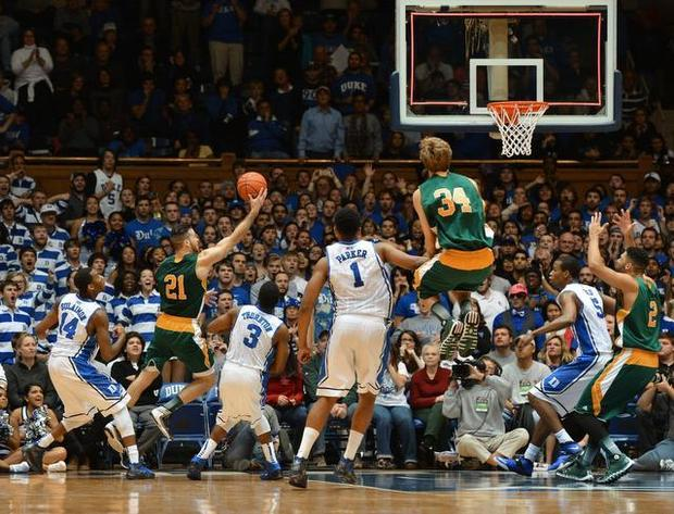 Vermont almost beat Duke earlier this season. Can the Catamounts pull an upset in the NCAA Tournament?