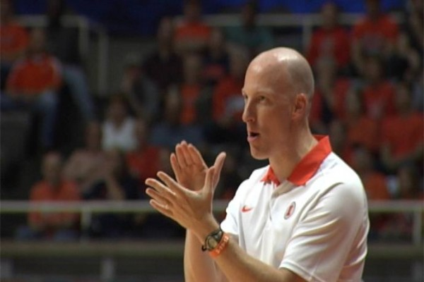 Even after losing out on the Cliff Alexander sweepstakes, John Groce still has Illinois on the rise.