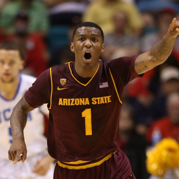 Jahii Carson And Arizona State Should Have A Wildly Entertaining Thanksgiving Night (Jeff Gross, Getty Images)