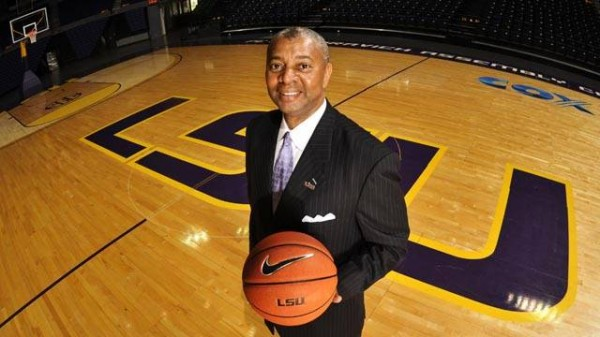Johnny Jones and LSU Are Happy