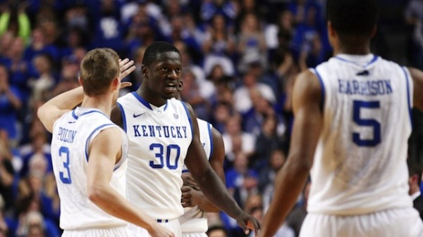 How will North Carolina slow down Julius Randle? (M. Zerof/USA Today)