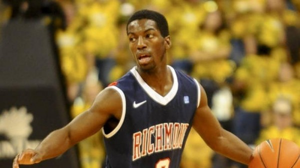 Anthony has been clutch for Richmond thus far (credit:Richmondspiders.com)
